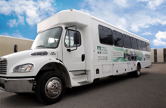 Accessible Transportation Services Modmobility March Of Dimes Canada